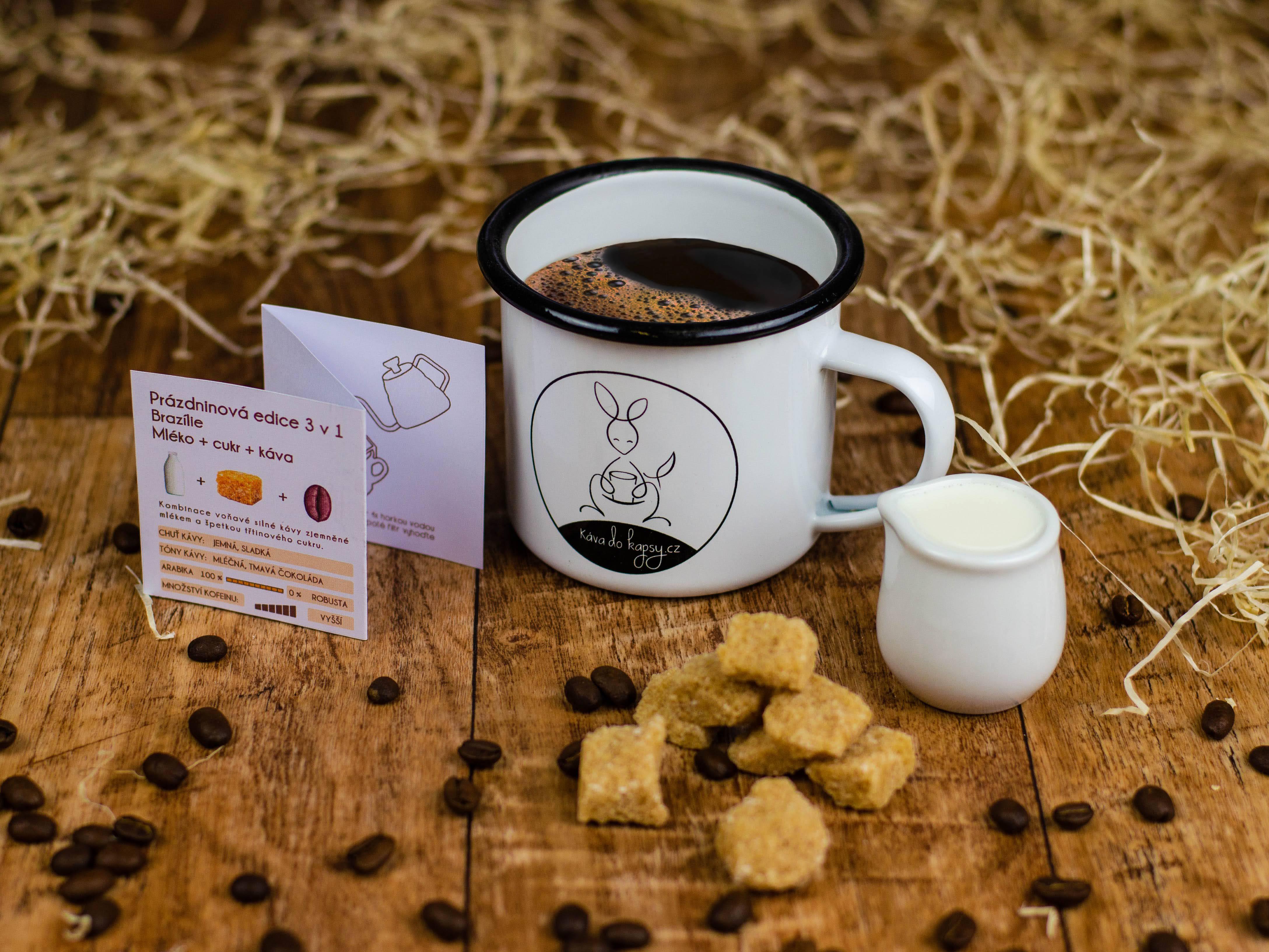 Co je naše Sezónní káva?