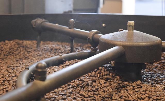 Jak pražit kávu