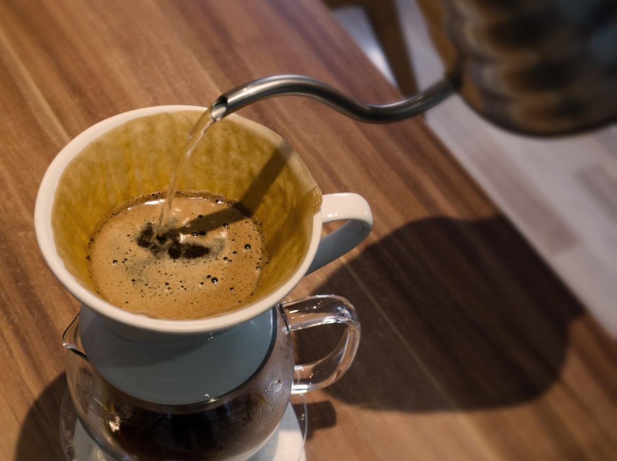 Filtrovaná káva a její příprava