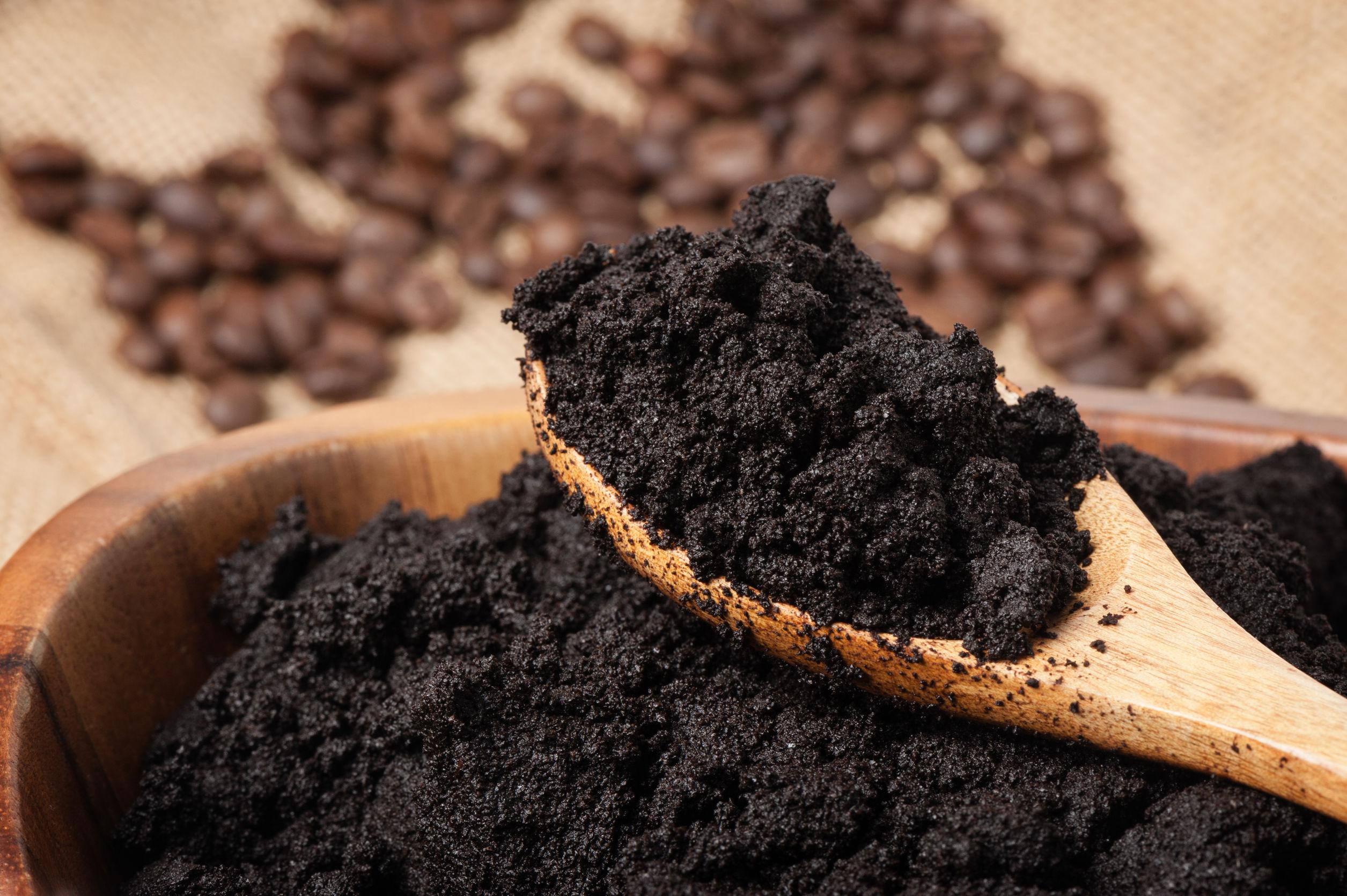 Lógr z kávy, k čemu všemu se dá použít?