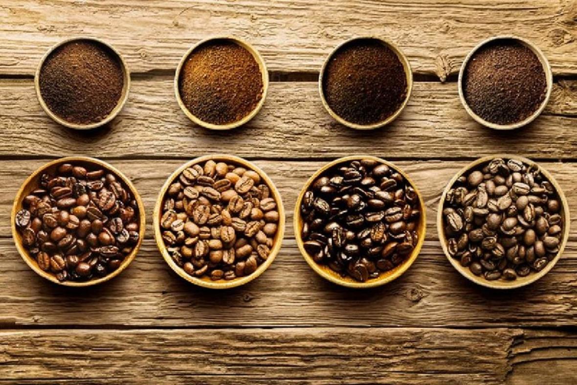 Stupně pražení kávy a jak se dělí