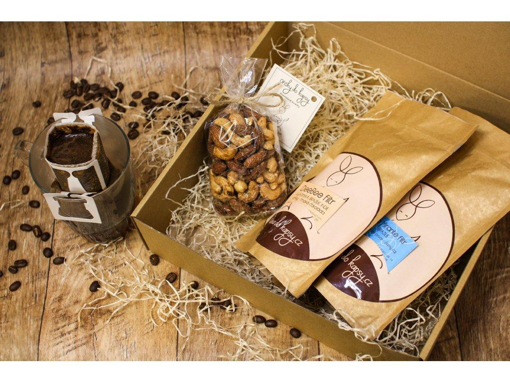 Sladké dárkové balení - pro klienty/obchodní partnery