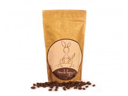 Zrnková káva - jedno-druhový balíček 250 g na 3 měsíce (celkem 3 x 250 g)