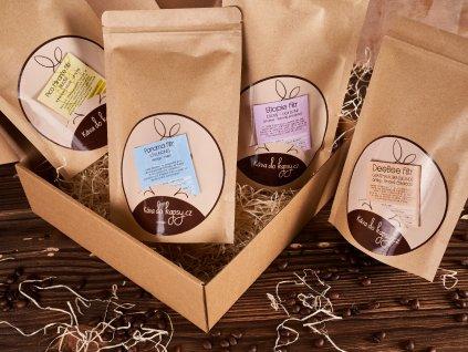 Degustační balíček - zrnková káva