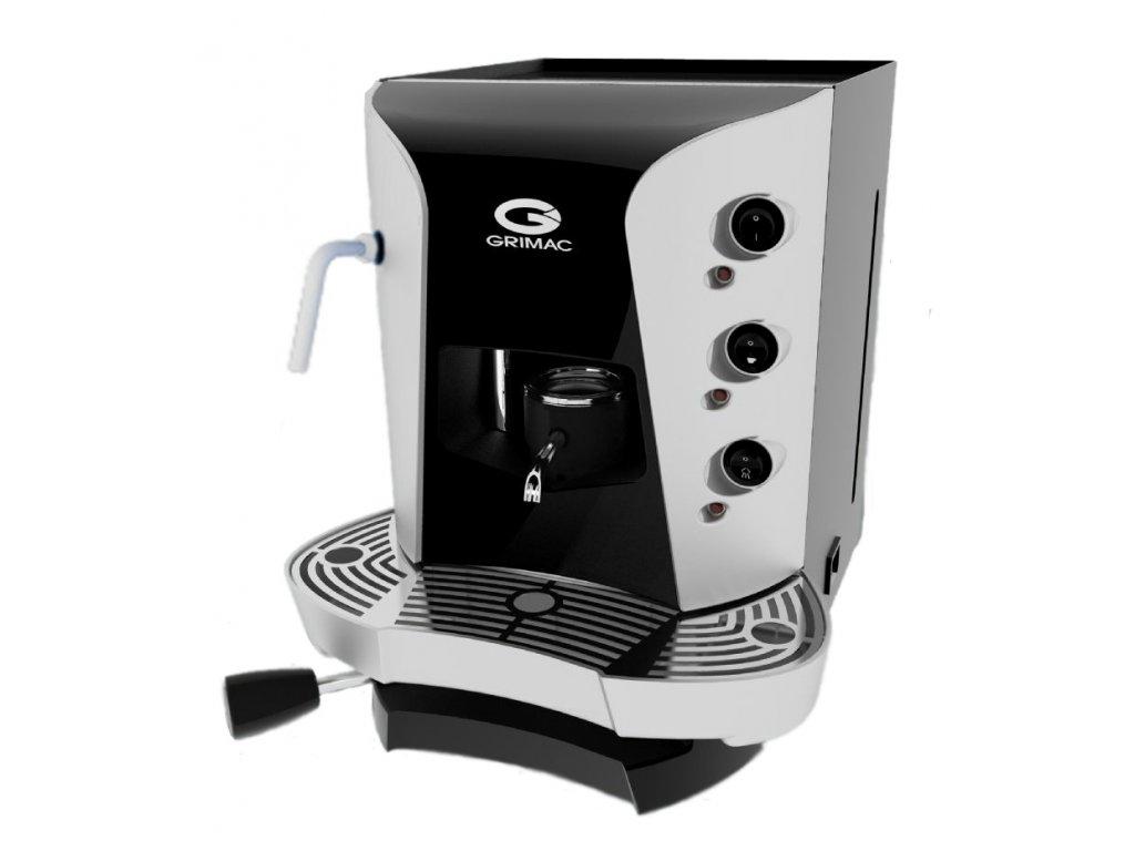 GRIMAC- TERRY OPALE H2O kávovar na pody stříbrný