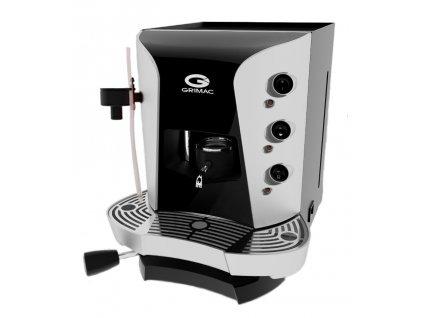 GRIMAC- TERRY OPALE CAPP (kapučínovač) kávovar na pody stříbrný