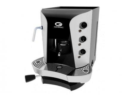 GRIMAC- TERRY OPALE Vapore kávovar na pody stříbrný