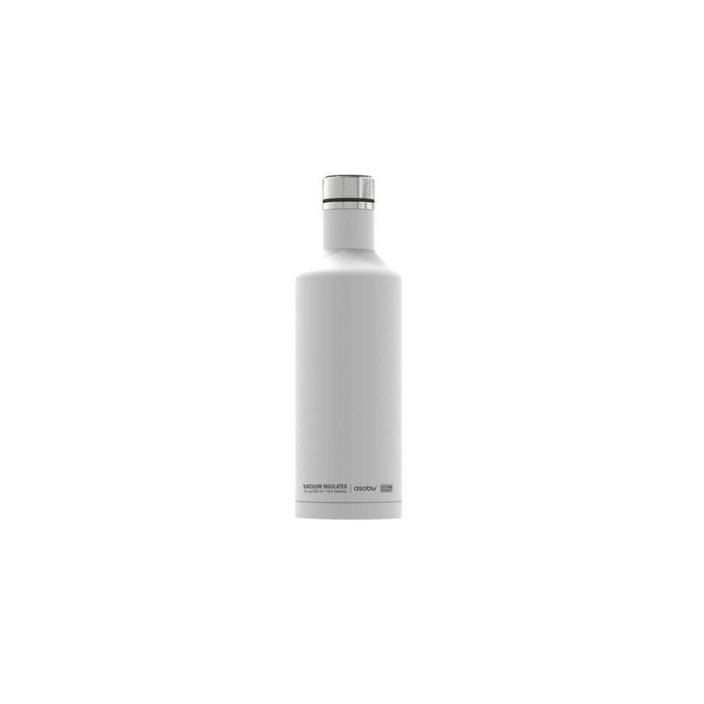 Asobu cestovní termoska TSquare bílá 450 ml