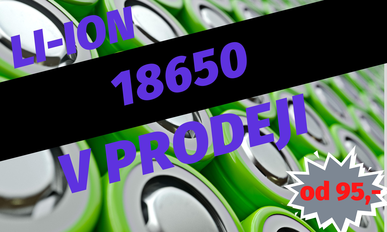 Li-ion 18650