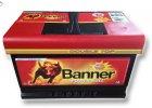 Banner Power Bull 12V 72Ah 660A