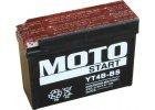 Motostart Super MF 12V 2,3Ah 40A YT4B-BS