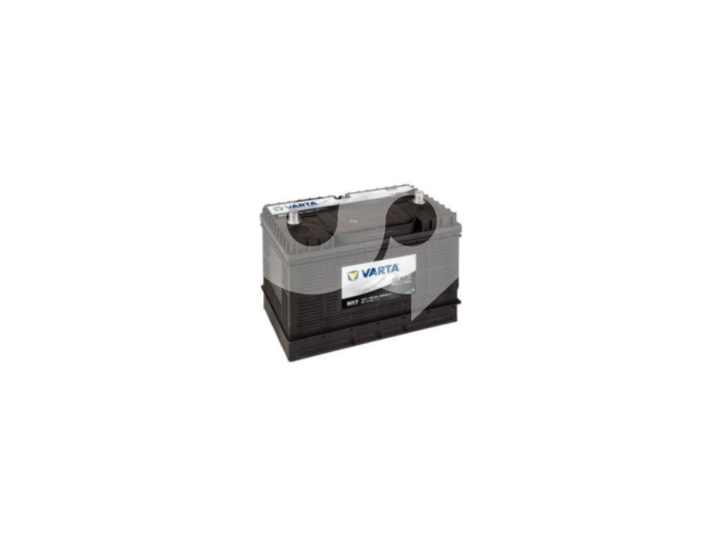 Varta Promotive Black 12V 105Ah 800A 605 102 080