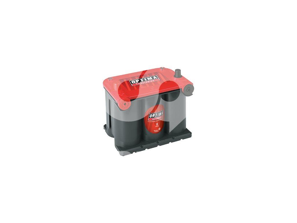 Optima Red Top U-3.7 12V 44Ah 730A