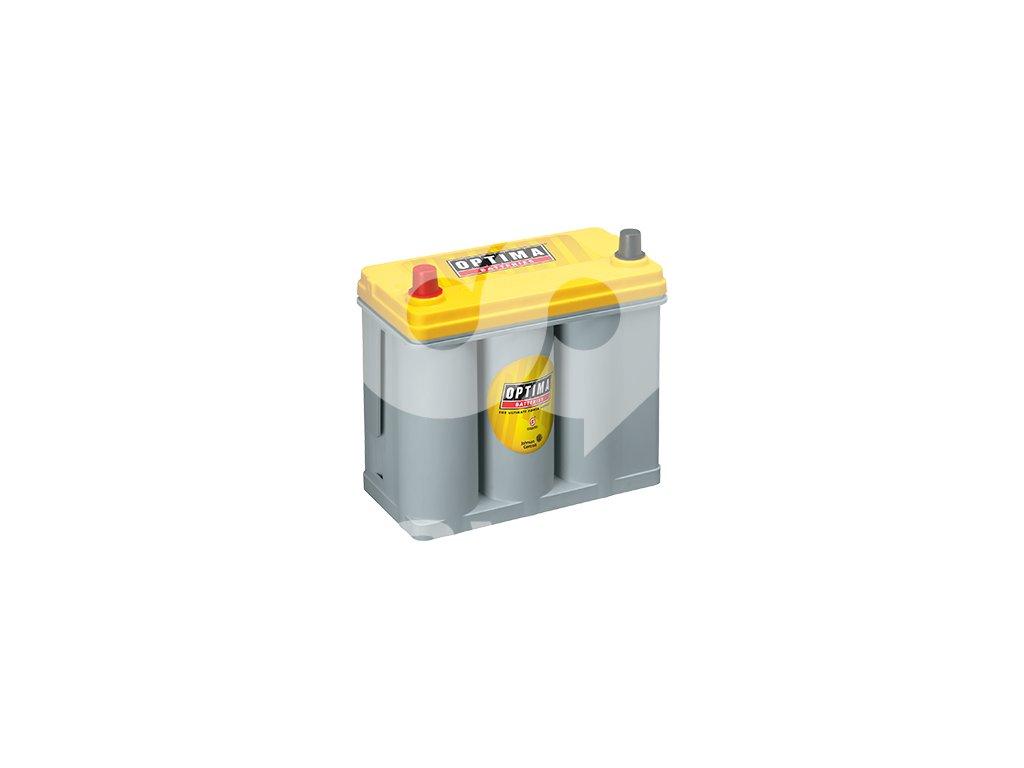 Optima Yellow Top S-2.7 12V 38Ah 460A