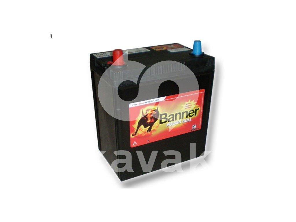 Banner Power Bull 12V 40Ah 300A P40 27