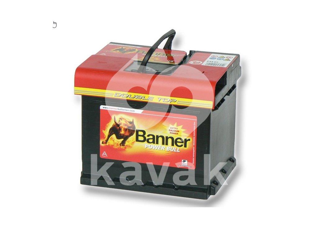 Banner Power Bull 12V 44Ah 420A P44 09