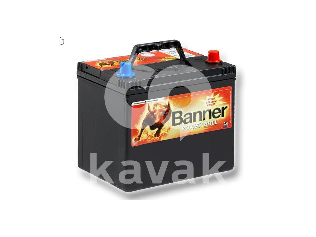Banner Power Bull 12V 60Ah 480A P60 68