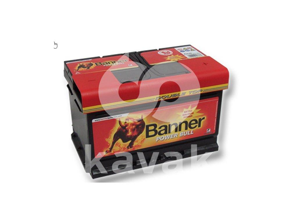 Banner Power Bull 12V 74Ah 680A