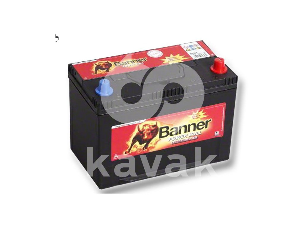 Banner Power Bull 12V 95Ah 720A P95 04