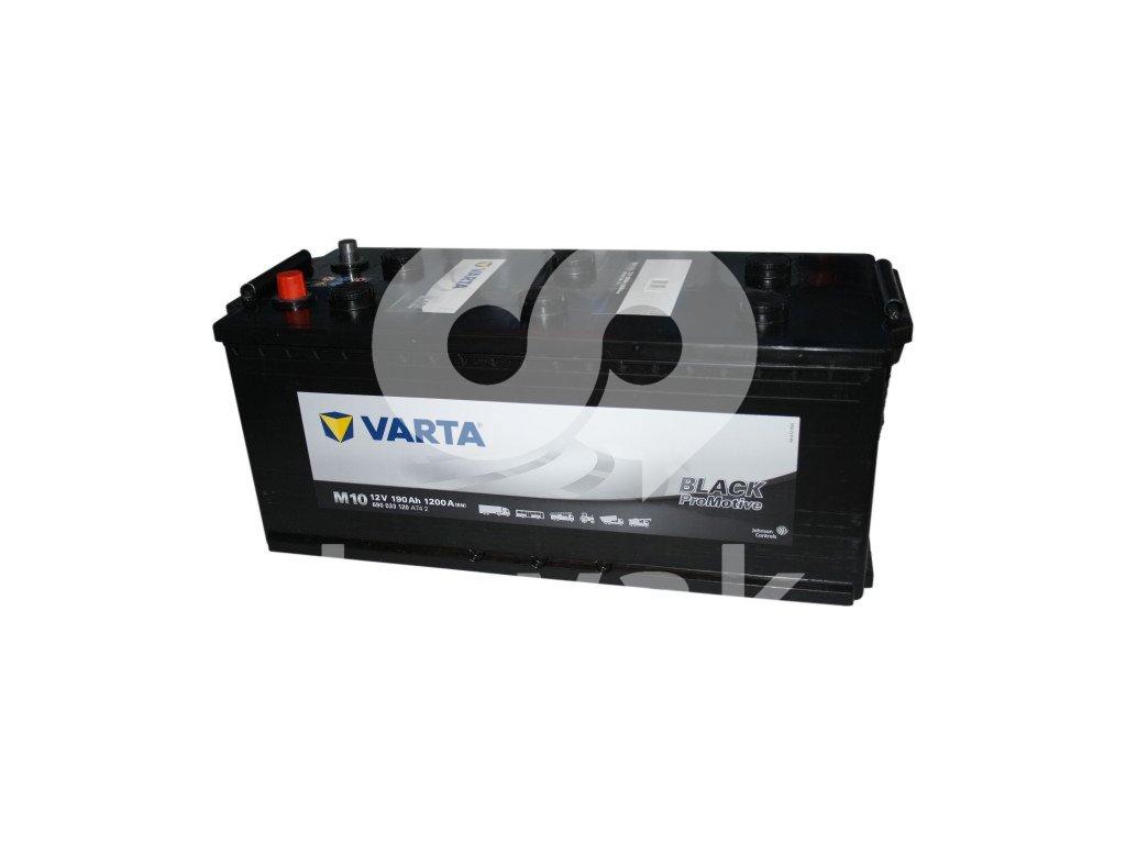 Varta Promotive Black 12V 190Ah 1200A 690 033 120