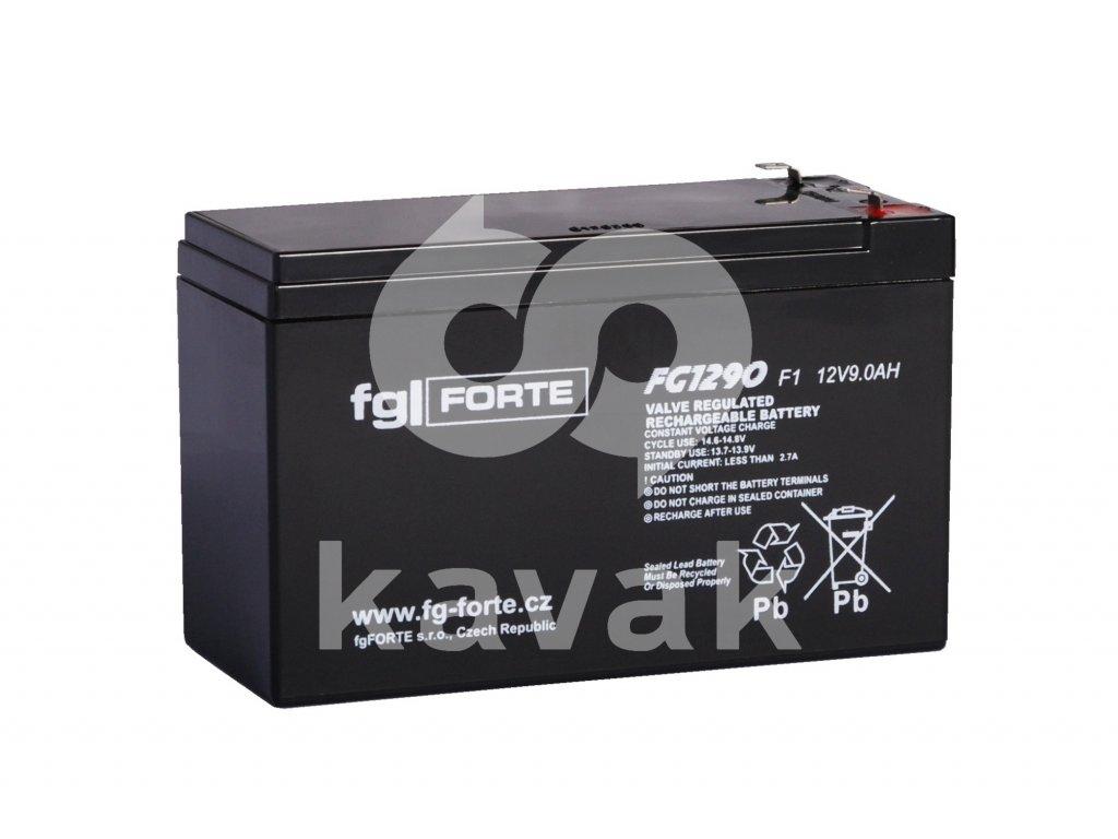 fgFORTE 12V 9Ah FG1290
