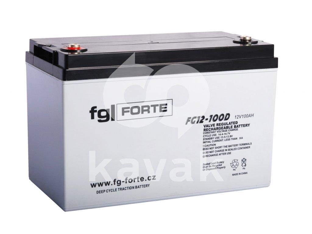 fgFORTE 12V 200Ah FG12-200D