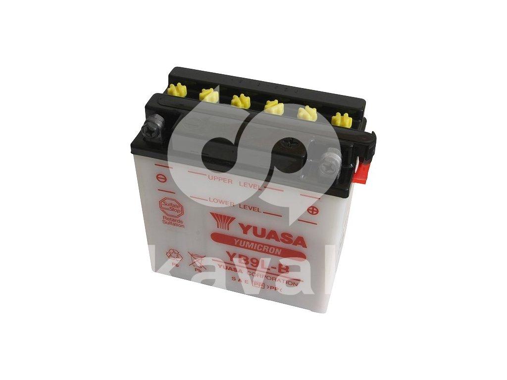 Yuasa Yumicron 12V 9Ah 130A YB9L-B