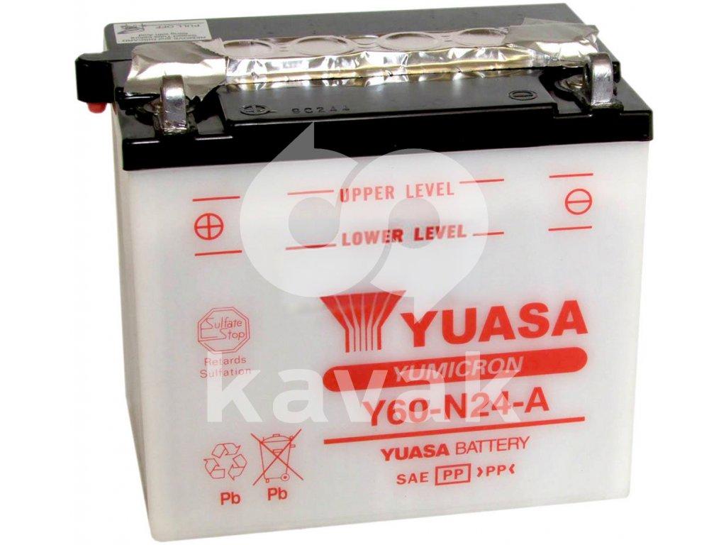 Yuasa Yumicron 12V 28Ah 300A Y60-N24-A