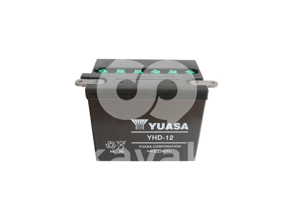 Yuasa Yumicron 12V 32Ah 240A YHD-12