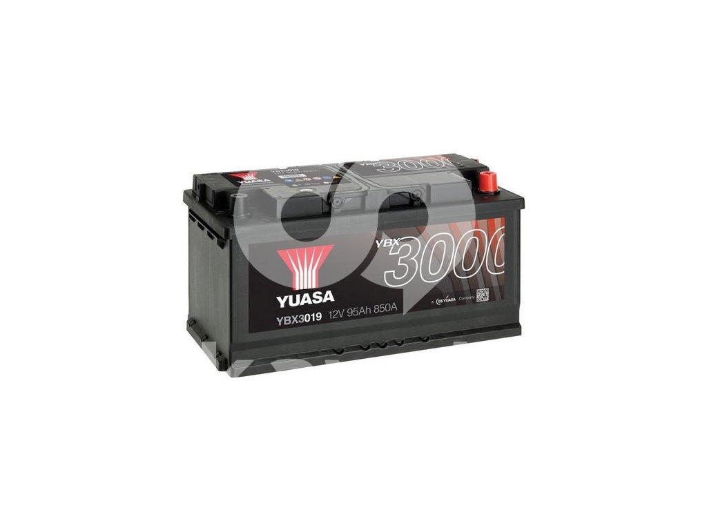 Yuasa YBX3019 12V 95Ah 850A