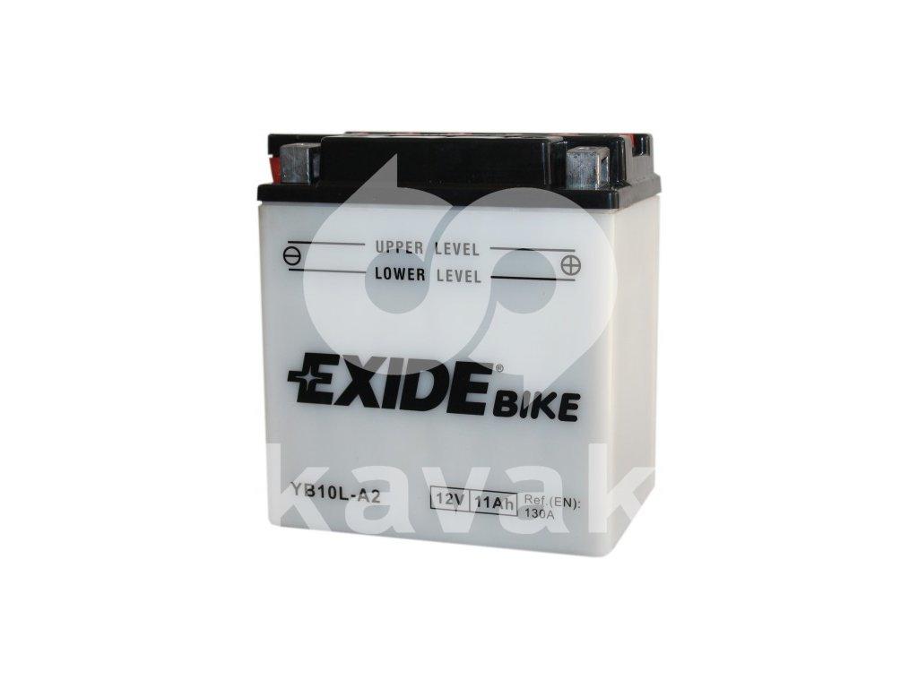 EXIDE 12V 11Ah YB10L-A2