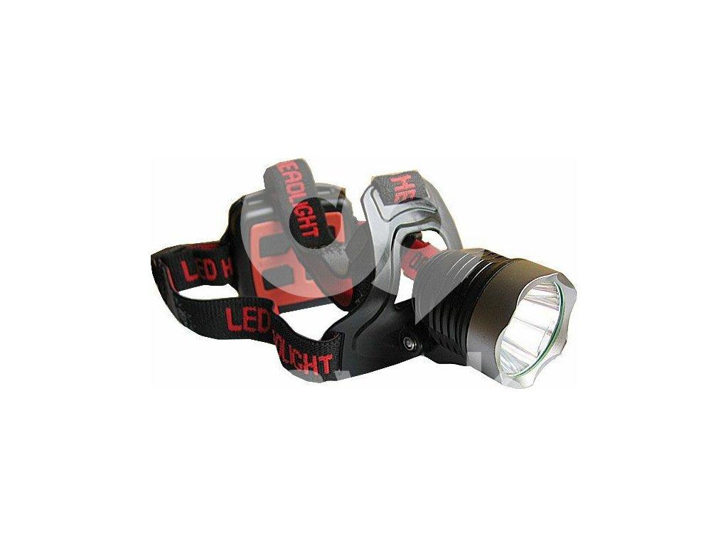 svítilna LED 5W, 4xAA