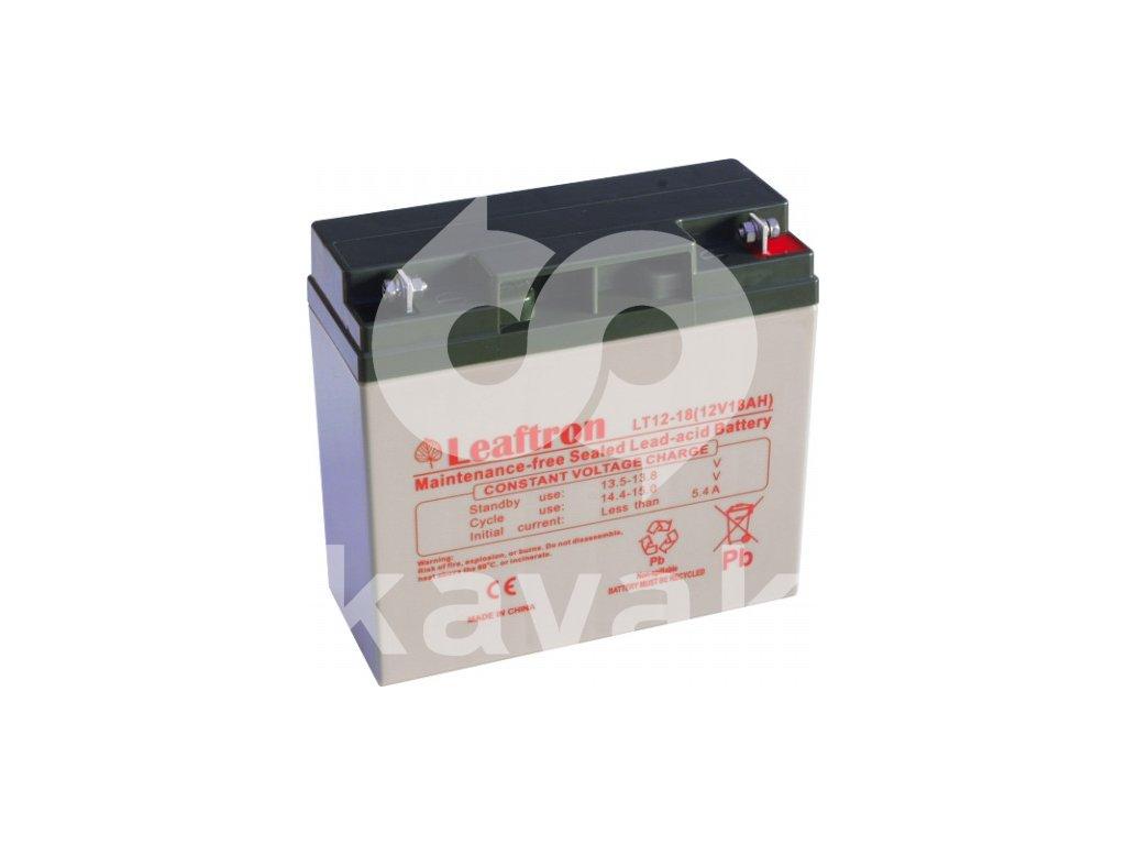 LEAFTRON LT12-18  12V 18Ah