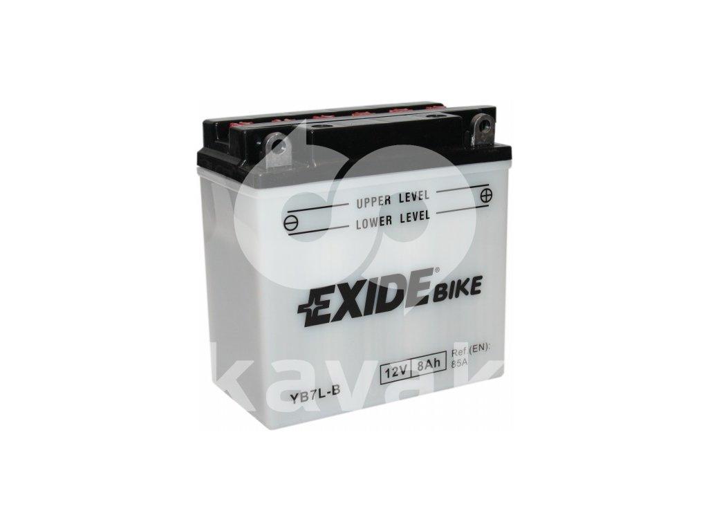 EXIDE 12V 8Ah YB7L-B