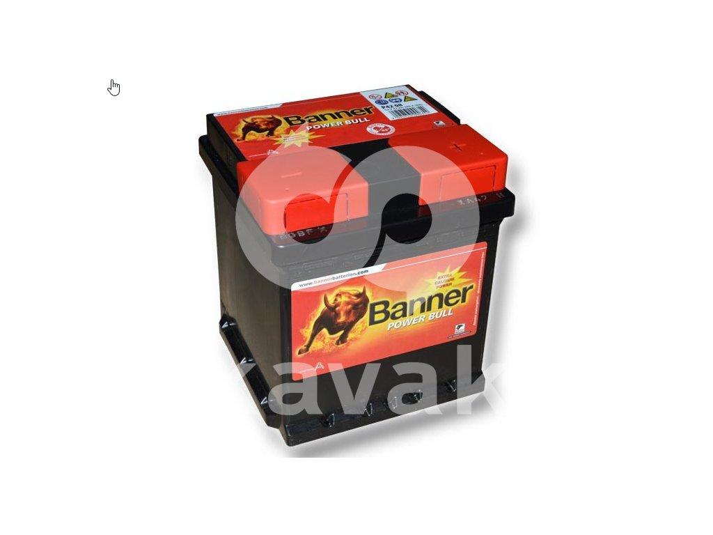 Banner Power Bull 12V 42Ah 390A