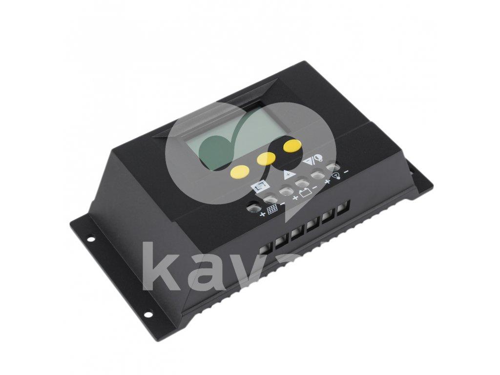Solární regulátor nabíjení 30A 12V/24V