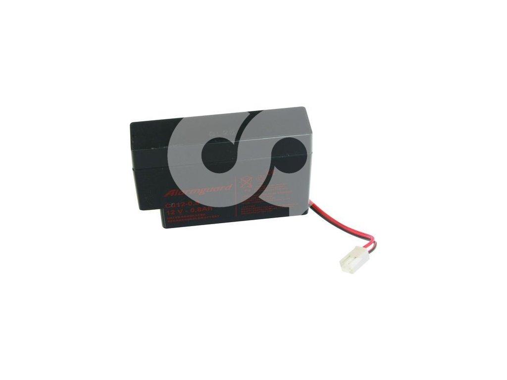 ALARMGUARD CJ12-0.8  12V 0,8Ah