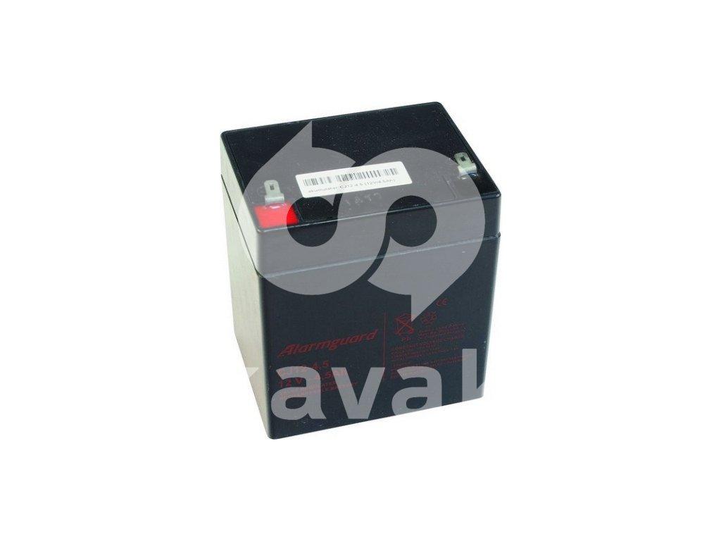 ALARMGUARD CJ12-4.5  12V 4,5Ah