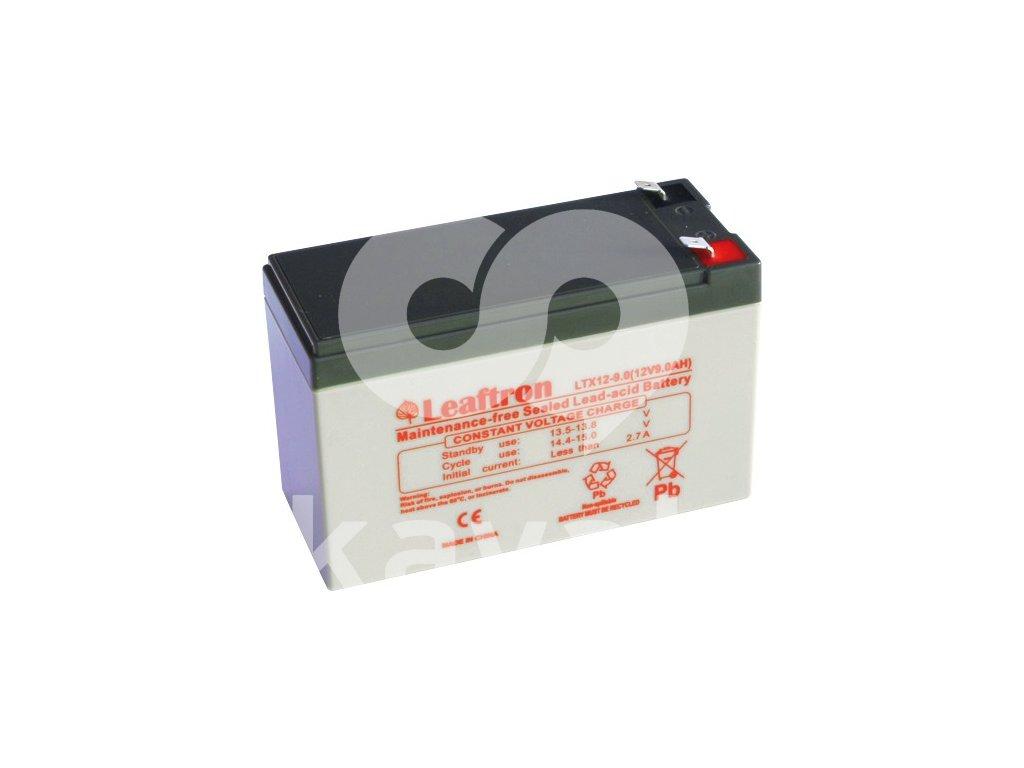 LEAFTRON LTX12-9 T2  12V 9Ah