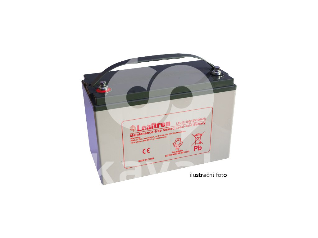LEAFTRON LTL12-150  12V 150Ah