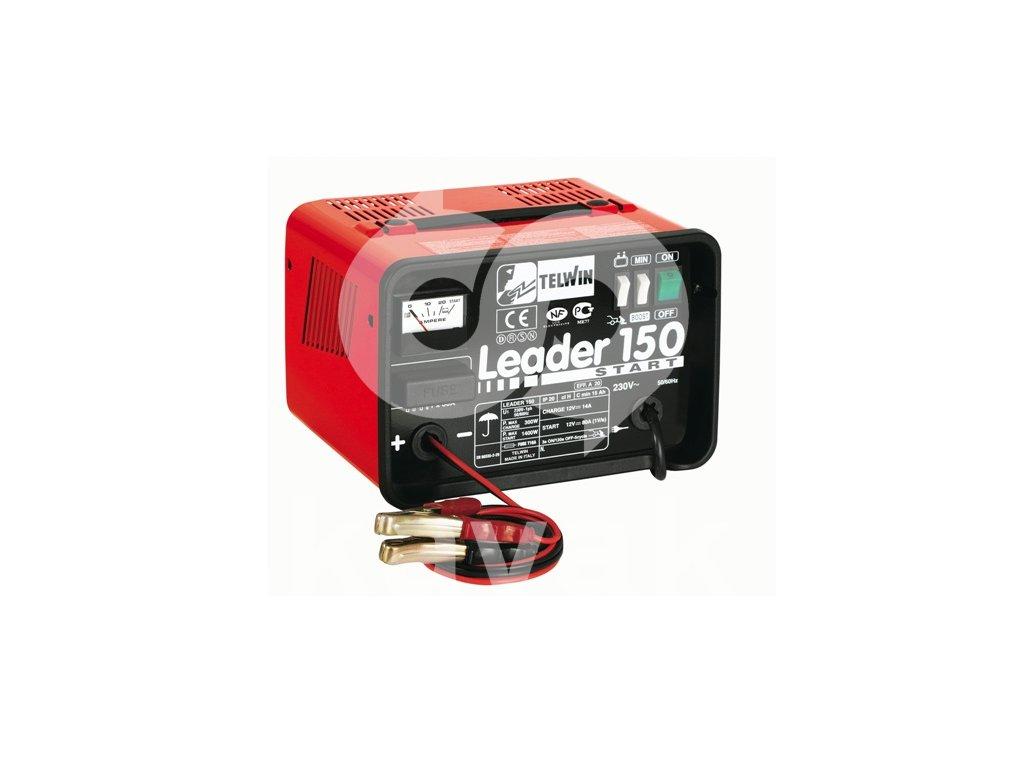 Nabíječka TELWIN LEADER 150 12V + pomocný start.