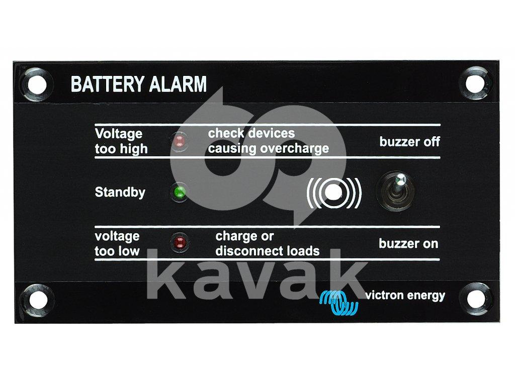 Remote Panel Battery Alarm front 300dpi