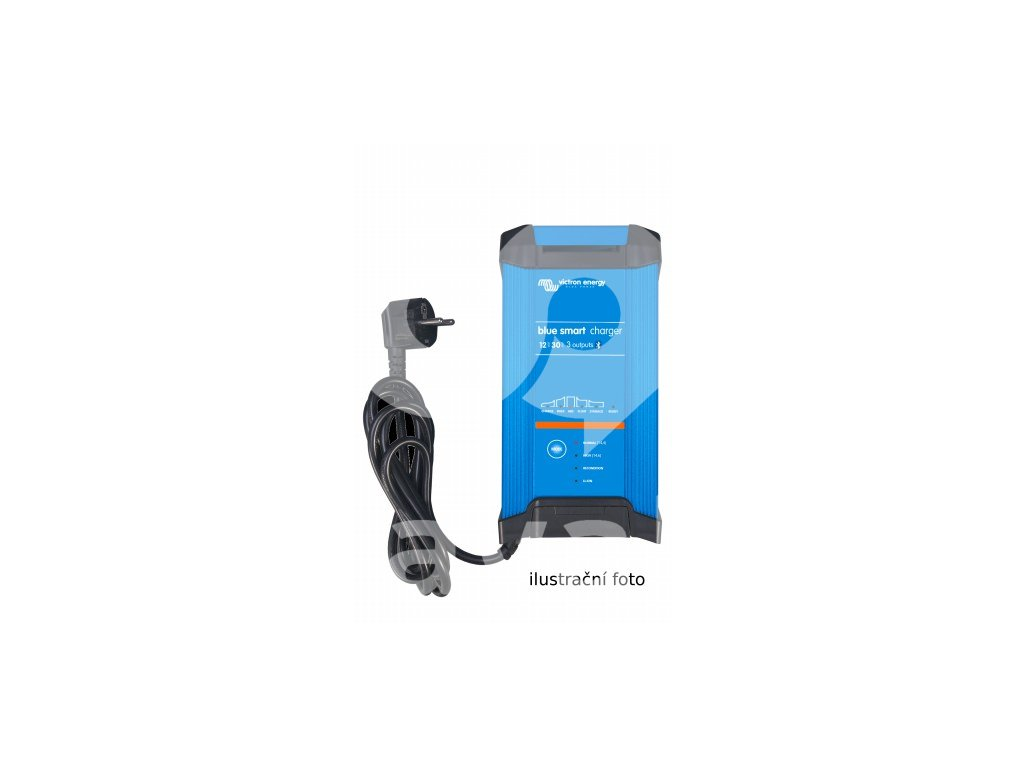 Blue Smart IP22 Charger 12 30 (3) front