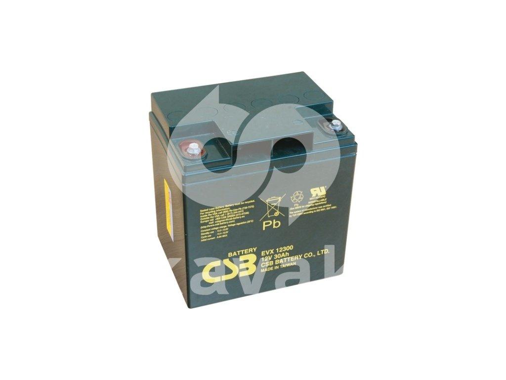 CSB EVX12300 12V 30Ah