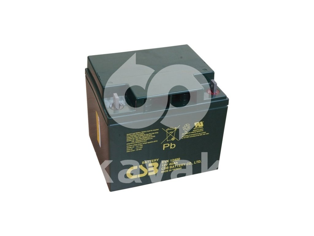 CSB EVX12400 12V 40Ah