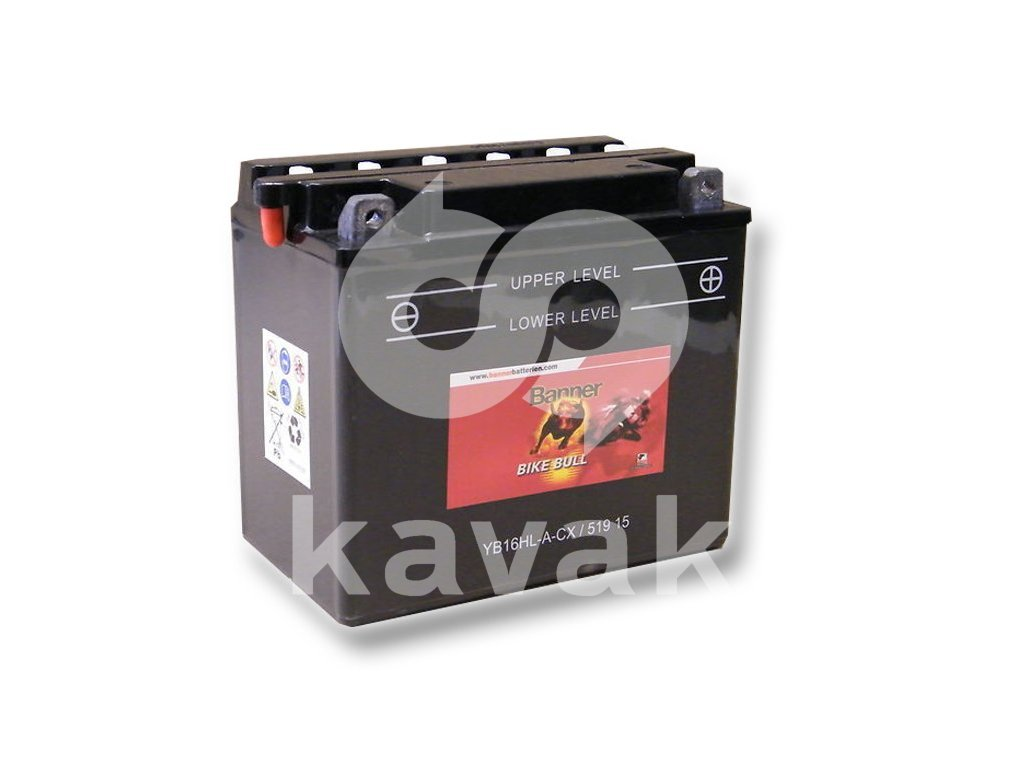 YB16HL A CX, 19Ah, 12V BATTERY EXPERT