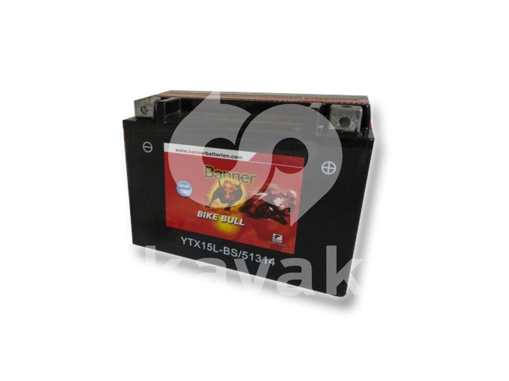 YTX15L BS, 13Ah, 12V BATTERY EXPERT