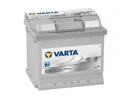 Varta Silver Dynamic 12V 54Ah 530A 554 400 053