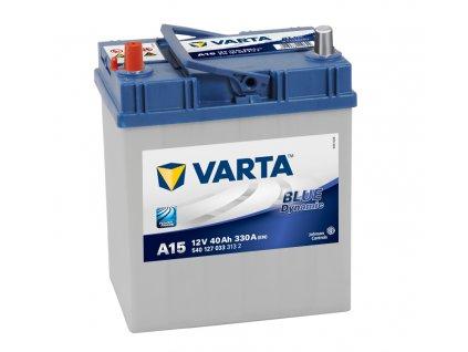 Varta Blue Dynamic 12V 40Ah 330A 540 127 033