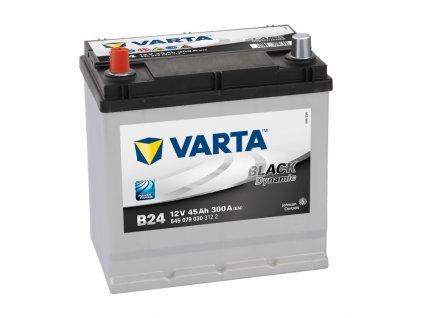 Varta Black Dynamic 12V 45Ah 300A 545 079 030
